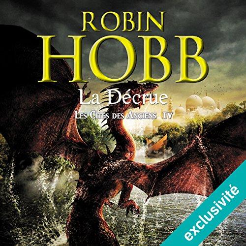 La décrue audiobook cover art