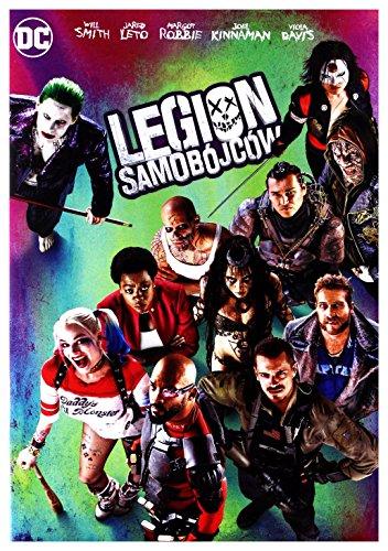 Suicide Squad [DVD] [Region 2] (IMPORT) (Keine deutsche Version)