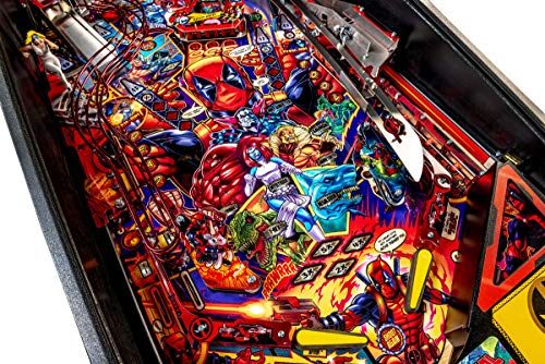 Stern Pinball Deadpool Premium...