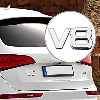 Car Stickers PATROL Logo V8 Logo ABS Chrome Car Front Hood Emblem Sticker For NISSAN patrol Y61 Y62 Armada PLATINUM NISMO ...