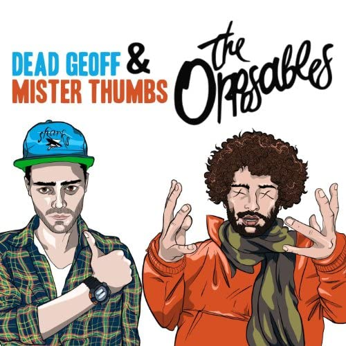 Dead Geoff and Misterthumbs