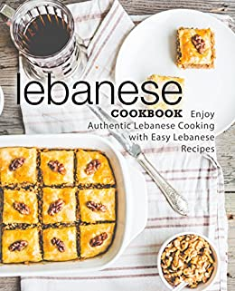 Lebanese Cookbook by BookSumo Press ebook deal
