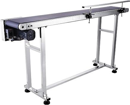 Machine Tools & Accessories 120w Inkjet Printer Conveyor Belt Conveyor Conveying Table Band Pipeline Carrier With 300mm Belt Width