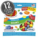 Sugar-Free Jelly Belly Sours Beans 2.1 Pound Case...