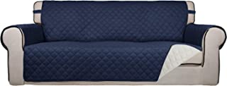 PureFit Reversible Quilted Sofa Cover, Water Resistant...