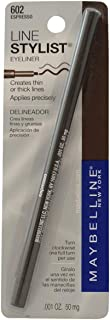 Best maybelline line stylist eyeliner espresso Reviews