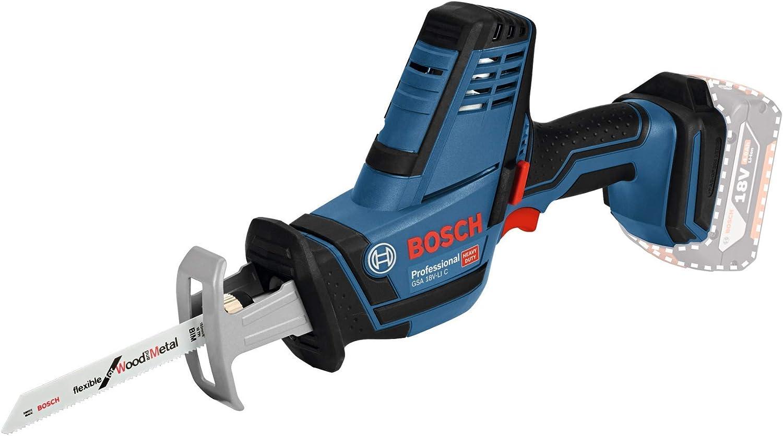 Säbelsäge Test Bosch 18V