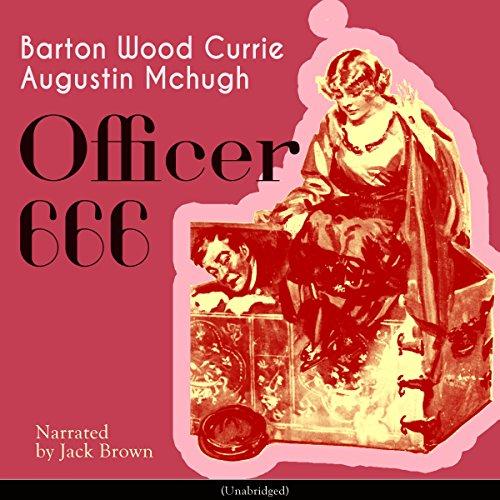 Officer 666 audiobook cover art