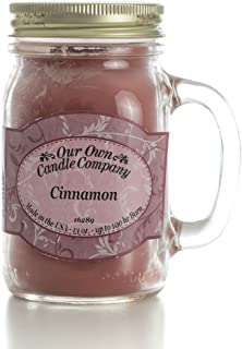 SICI-TV Candle Jar 100Hr Vineyard Our OWN Candle CO