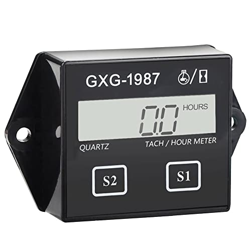 Outboard Tachometer: Amazon com