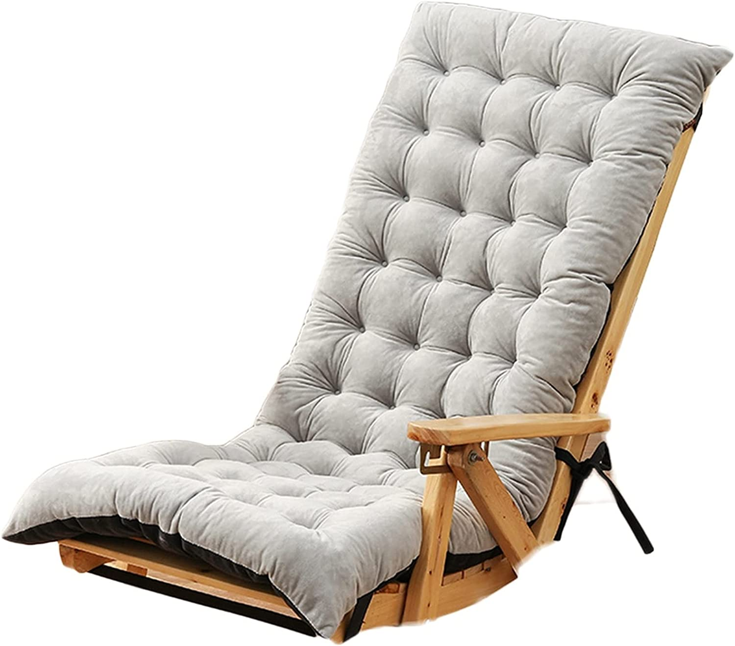 DaFei Super popular specialty store Sunlounger Cushions Only 125cm Garden Max 49% OFF Chair Pat