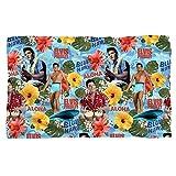 Elvis Presley - Blue Hawaii - Fleece Throw Blanket