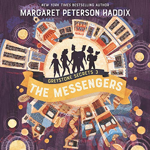 The Messengers Audiobook By Margaret Peterson Haddix cover art