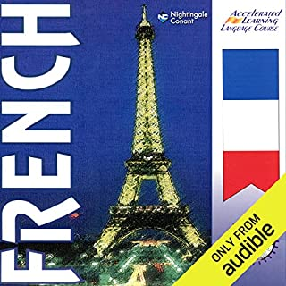 The Accelerated Learning French System cover art