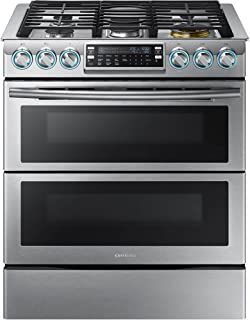 Best samsung gas slide in double oven Reviews