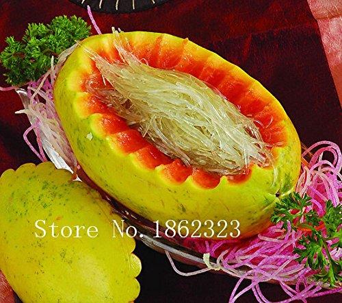 Hot! 100 pièces 16 Couleurs Papaye Graines New Garden Flowers Four Season Semis Monde Graines de fleurs rares pour le jardin
