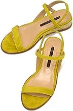 [ペリーコ] SUNNY サニー エスパドリーユサンダル PJ18-0813 Ante Empire Yellow イエロー