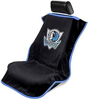 Seat Armour SA100MAVE-B Black 'NBA Mavericks' Seat Protector Towel
