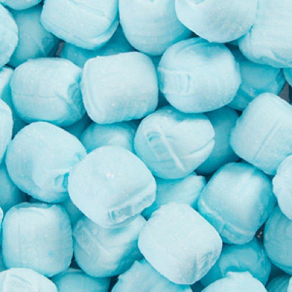 Blue Buttermint Creams 15 Ounce Bag