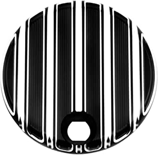 ilTappetoAuto rigum904529/Tapis de Voiture sur Mesure en Caoutchouc v/éritable inodore Noir