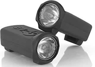 Shredlights: Two Skateboard Headlights - Three Brightness Levels - Water Resistant - Easily Removable and Rechargeable