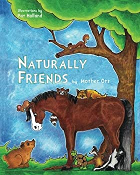 Paperback Naturally Friends Book