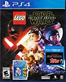 Playstation 4 - LEGO Star Wars: The Force Awakens With Exclusive Topps LEGO Star Wars Galactic Connexions Trading Disc Inside (Walmart Exclusive)