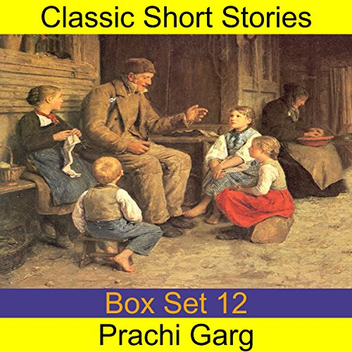 Classic Short Stories: Box Set 12 audiobook cover art