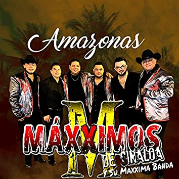 Amazonas (feat. La Maxxima Banda)