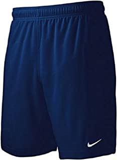 blue nike football shorts