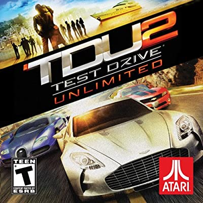 Test Drive Unlimited 2 [Online Game Code] by Atari