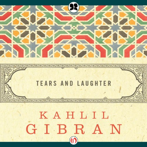 Tears and Laughter audiobook cover art
