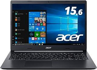 Acer(エイサー) 15.6型ノートパソコン Aspire 5 チャコールブラック (Core i7/8GB/512GB) A515-54-N78Y/K