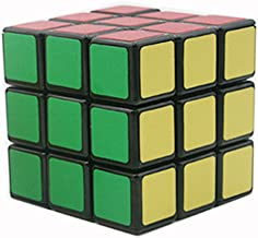 Bigood 3*3 Black Frosted Rubiks Cube Speed Cube