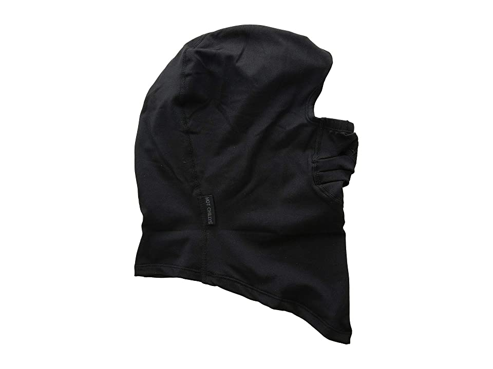 Hot Chillys Micro Elite Chamois Balaclava w/ Mask (Black) Scarves