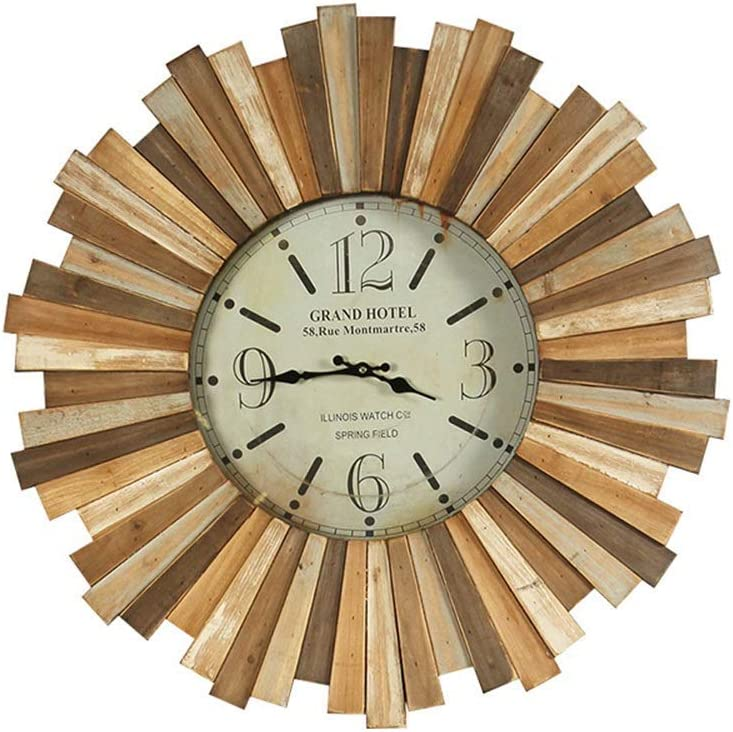 Qingbaotong Wall Purchase Clock with Big Frame Sales for sale Cl Wooden