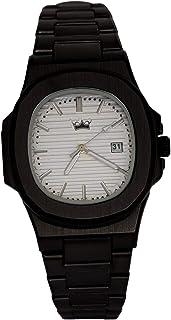 ار اس ساعة رسمية رجال انالوج بعقارب ستانلس ستيل - 20130001