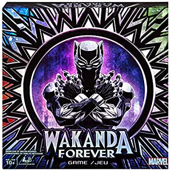 Spin Master Games Marvel Wakanda Forever Dice-Rolling Game