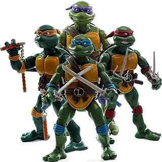 QAZ Modelo De Personaje Animado De Tortugas Ninja Figura ...