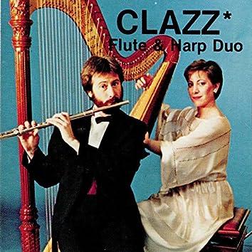 Clazz Flute & Harp Duo