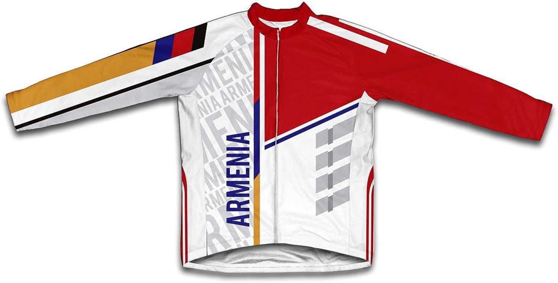 Armenia ScudoPro Long Sleeve Cycling Jersey for Women