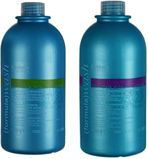 DIKSON Shampoo & Conditioner for Protein & Keratin Treated Hair - 1 Liter