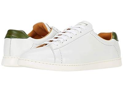 Magnanni Wilshire Lo (White/Green) Men