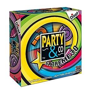 Diset, Party & Co Extreme 3.0, Juego de mesa adulto a partir de 16 años