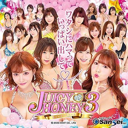 Pジューシーハニー3 挿入歌アルバム サウンドトラック:ジャケット写真