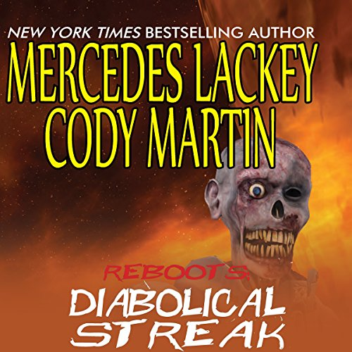 Reboots: Diabolical Streak audiobook cover art