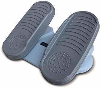 FootFit Sitting Stepper - The Seated Leg Exerciser for Pelvic Limb Blood Cirulation, Calf Exercise Equipment