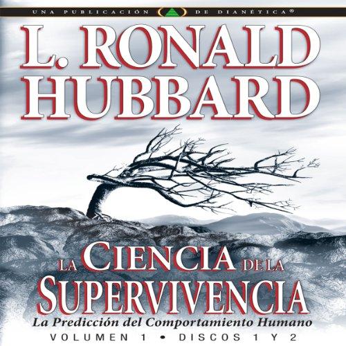 La Ciencia de la Supervivencia [Science of Survival, Spanish Castilian Edition] audiobook cover art