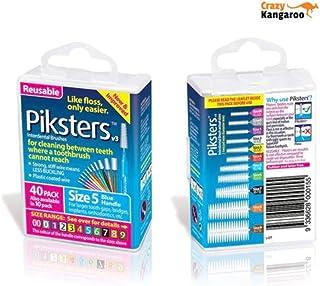 歯間清掃用PIKSTERSサイズ6(グリーン)40Pk