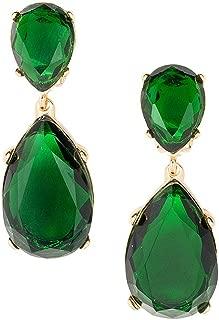 Best kenneth jay lane earrings green Reviews